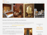 Riad Jonan, Boutique Hotel in Marrakesh