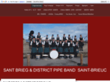Pipe Band de Saint-Brieuc - Sant Brieg and District Pipe Band