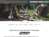 Scouts fribourgeois
