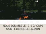 121e Groupe Scout St-Étienne de Lauzon