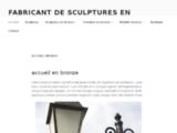 sculptures-bronze.fr