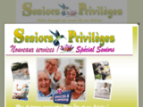 SENIORS PRIVILEGES aide à domicile 0296.48.47.89