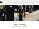 Shake it bartending