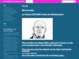 Michel Sidobre Voix vivante de Méditerranée