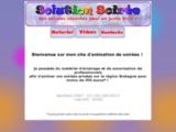 Solution Soiree :Animation DJ de vos soirees, mariages, evenements sur la Bretagne et principalement