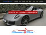 SpeedStar spécialiste Porsche d