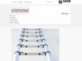 Echelle telescopique Stepomax