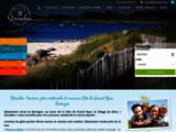 Location week-end et vacances en Bretagne, sur la Côte de Granit Rose