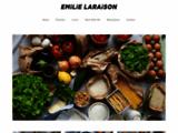 Styliste culinaire Emilie Laraison Chrétien