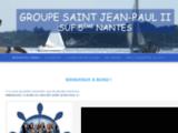 SUF - Groupe marin Saint Jean Paul II - Nantes