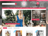Boutique en ligne Sun and the city