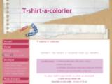 T-shirt-a-colorier