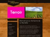 Domaine de la Merlette, vins du beaujolais