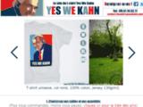 Le Site du Tee Shirt Yes We Kahn