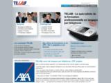 TELAB Cours de langues par téléphone