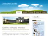 Titres Services Bruxelles - le portail