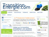 Transition Energie