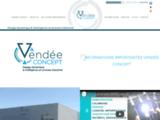 Vendée Concept : fabricant de machine pour l'agroalimentaire