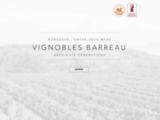 Vignobles BARREAU: Grands vins de Bordeaux