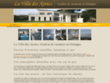Villa des Ajoncs, location de vacances en Bretagne