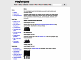 Vinylengine - the home of the turntable