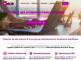 Web18 création de site internet paris