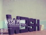 Wesh Prod Studio : création site Internet