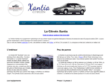 Histoire de la Citroën Xantia