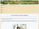Yoga pilates Montpellier