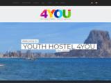 Youth Hostel 4You à Calpe