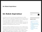 Mon aspirateur robot