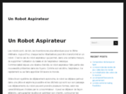 screenshot http://www.1-robot-aspirateur.com robot aspirateur