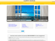 1000Gites.com - Locations vacances France et DOM