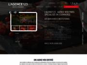 123Monsite : Agence web paris