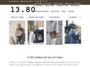 Sacs à main et cabas en toile de créateur Made In France 13-80