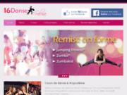 16Danse by Salina. Cours de danse à Angouleme