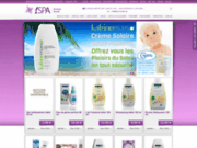 screenshot http://www.1spa.com/fr/index.php produits de beauté en ligne, 1spa.com