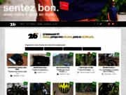 screenshot http://www.26in.fr/ 26in - actu, portail, forum - freeride