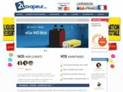 2LaVapeur, vente de cigarettes électroniques et e-liquide