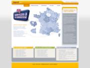 screenshot http://www.3eprof.com 3eprof soutien scolaire en france