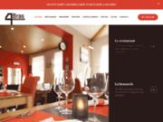 Auberge des 4bras: Restaurant et Brasserie à Philippeville