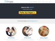 Les anges gardiens oracle 72 anges voyance spiritualité