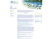 screenshot http://a-dr.fr association de défense de la ruralité