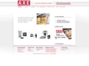 Les meilleures portes automatiques : AXE
