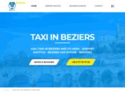 Votre compagnie de taxi à Béziers