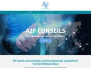 A2F Conseils - Intégrateur des solutions SAGE, Centre de Compétence Sage
