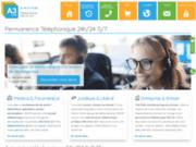 Permanence téléphonique pour Artisan TPE PME