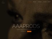 screenshot https://aaaprods.com/production-film-dentreprise/ Film d'entreprise tarif