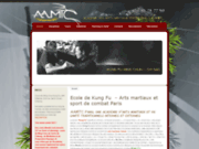 screenshot http://www.aamtc.com arts martiaux