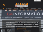 Abakom - KM Informatique